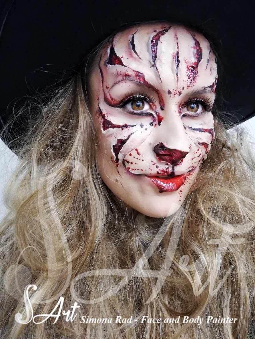 Pin On Sart Face And Body Paint
