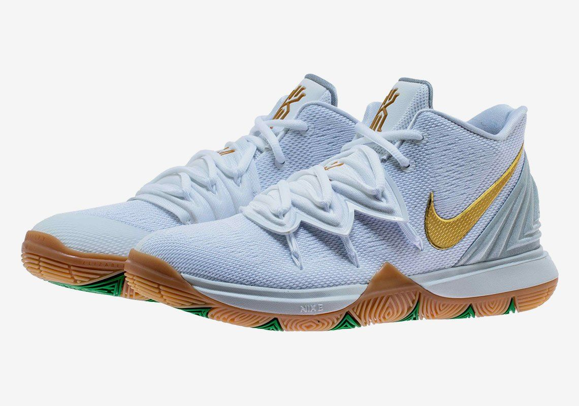 03931665d51 Nike Kyrie 5 AQ2456-170 Irish Release Info | that DOPE | Nike kyrie ...