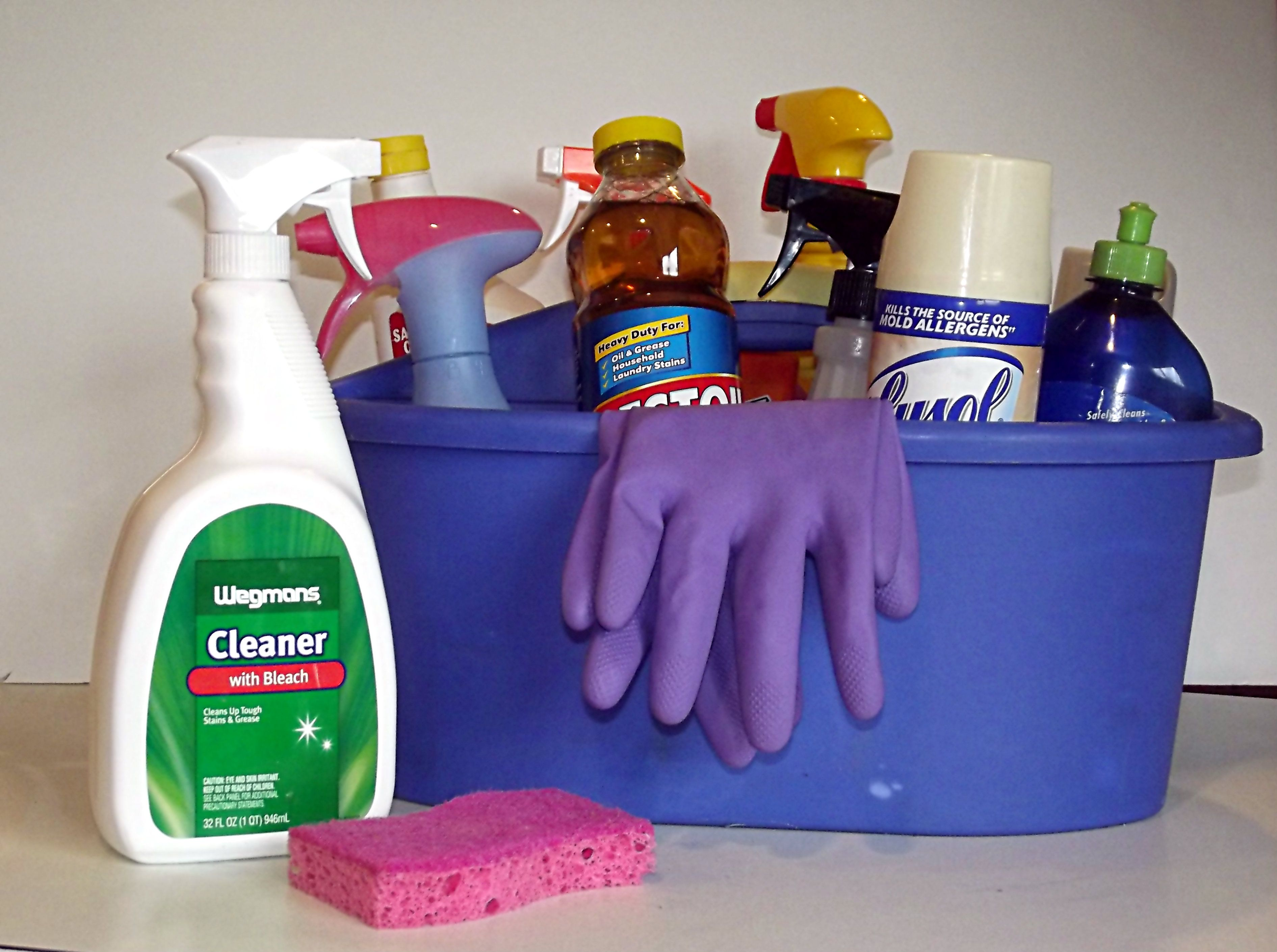 Natural Disinfecting Hand and Kitchen Wipes Homemade