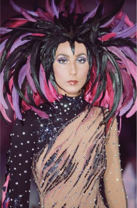 cher 1972. How does she do it? Most of us would look ridiculous!