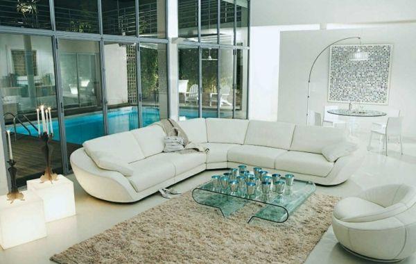 le salon roche bobois un conte de f e moderne am nagement pinterest salon. Black Bedroom Furniture Sets. Home Design Ideas