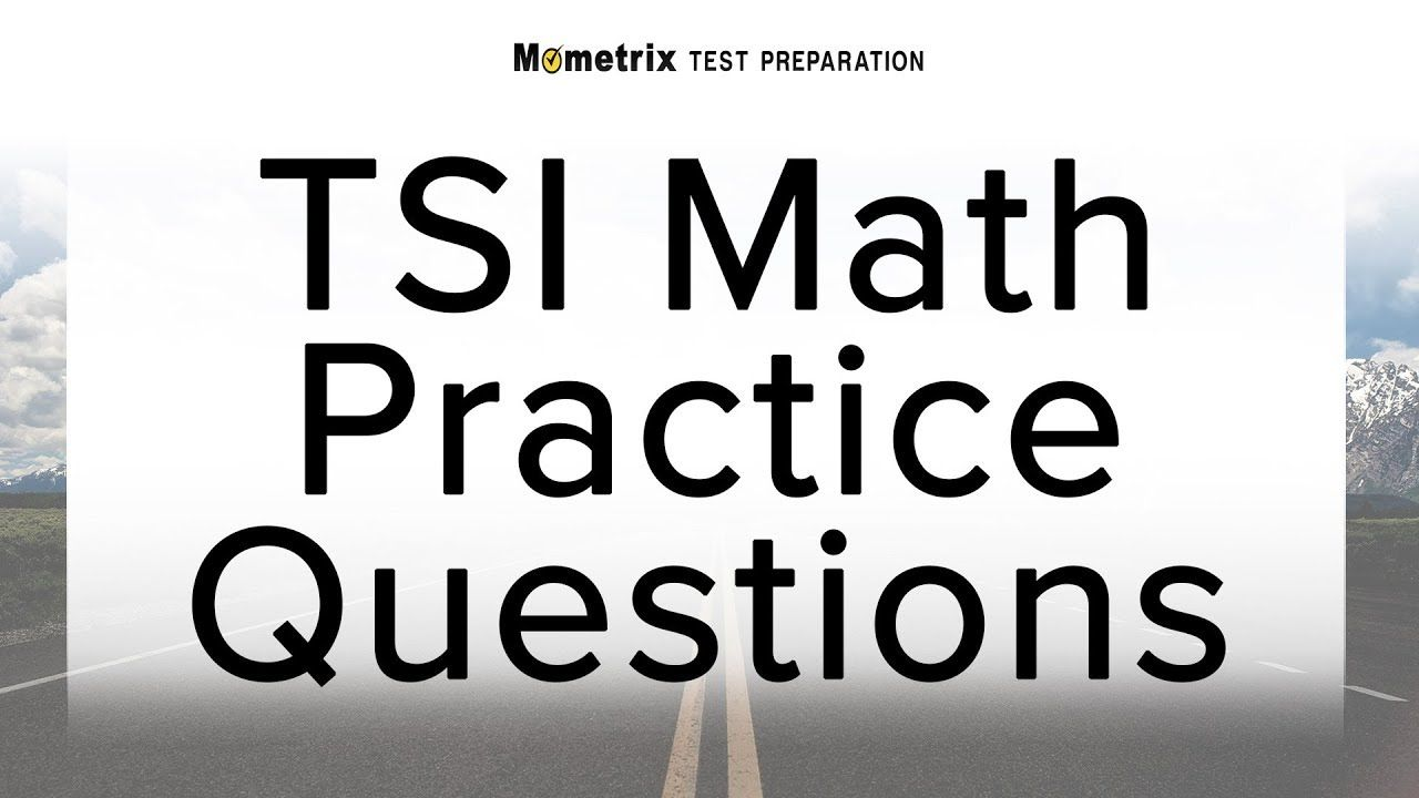 It is a graphic of Printable Tsi Practice Test with accuplacer