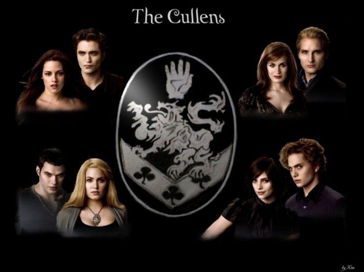 Cullen Crest Cullen Family Crest The Twilight Saga Film