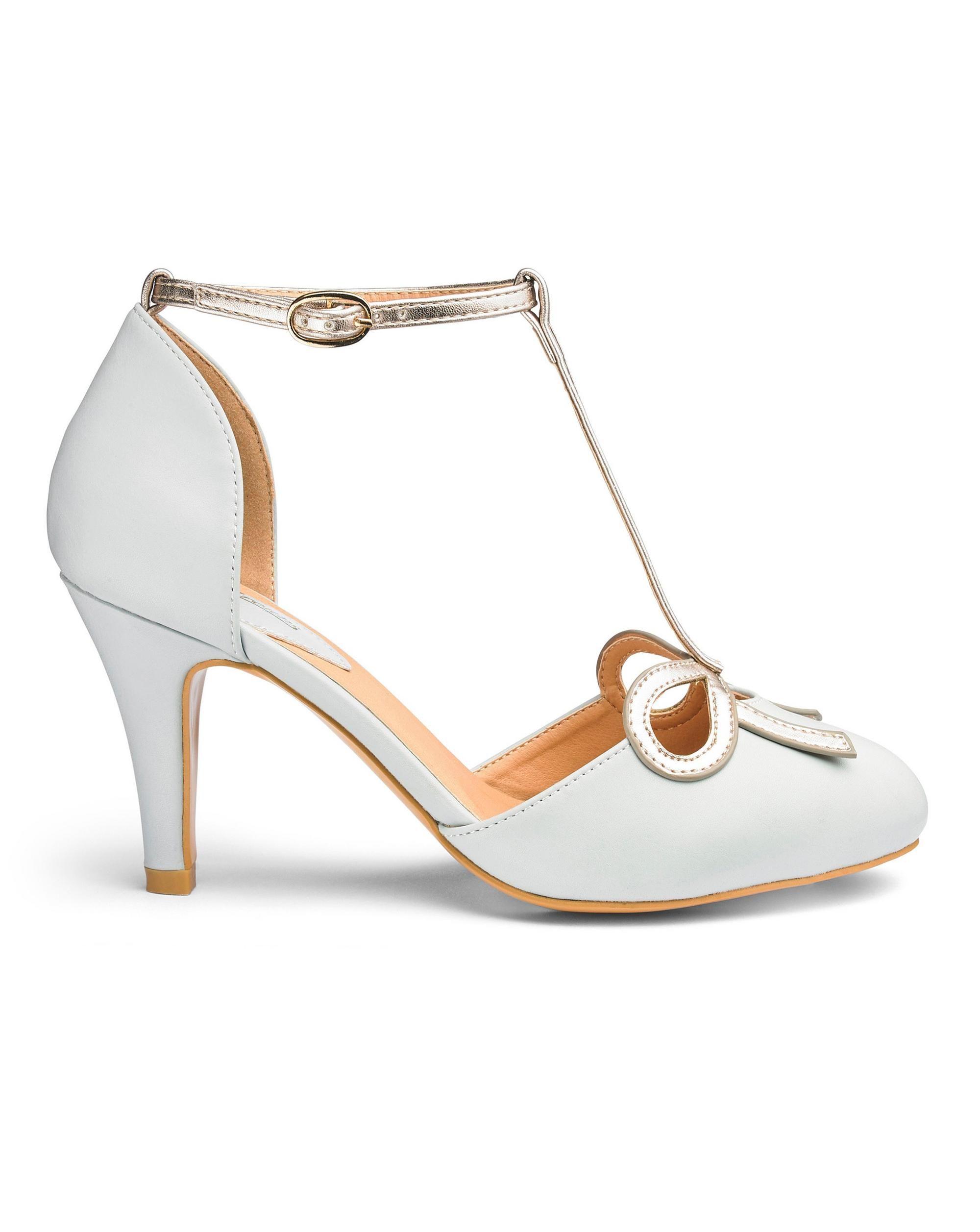 1920s Style Shoes Joe Browns Pumps 52 49 At Vintagedancer Com Vintage Style Shoes Vintage Inspired Shoes Fashion Shoes