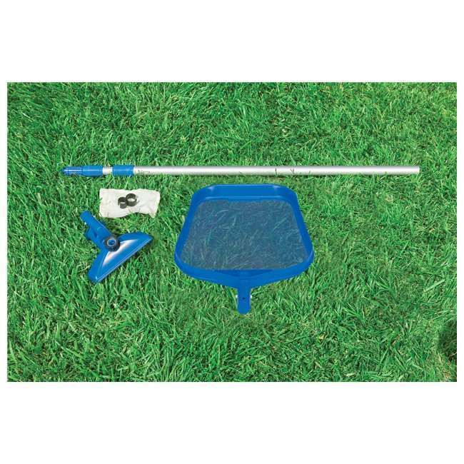 Swimming Pool Cleaning Equipment Vacuum Pole Above Ground Pools