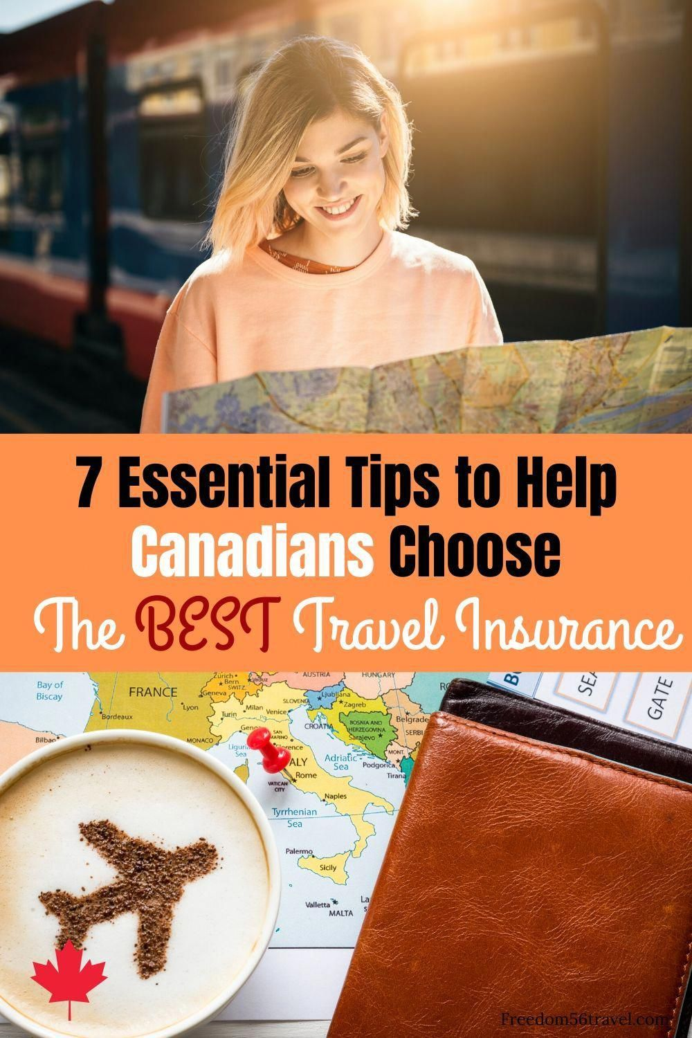 Reviews of the best travel medical insurance for Canadians ...