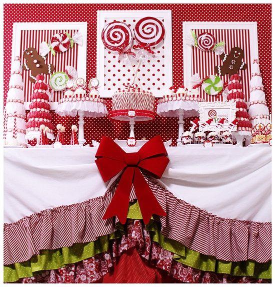 Dessert Table Dessert Tables  Candy Buffets Pinterest Dessert