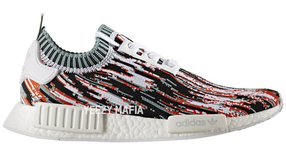 The adidas NMD R1 Primeknit 'Gucci Glitch' Has Just Been