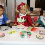 You are going to LOVE and be amazed by this realistic looking holiday food that guest contributor Brandy (you might remember Brandy's amazing Monster High party for dolls post) has put together for us.Christmas Eve is a big get-together for my family. ...