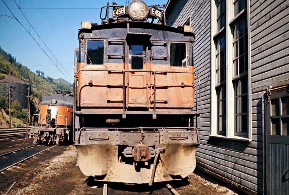 Milw avery idaho 1973 milwaukee road railroad