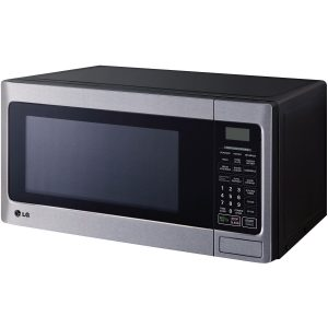 Lg Lcs1112st Countertop Microwave Oven 1000 Watt Stainless Steel Bakingreview Com In 2020