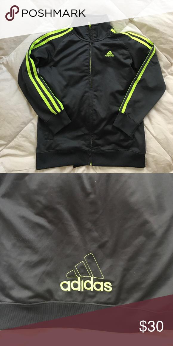 noir boys coat adidas adidas noir lime lime coat adidas coat boys qc4Aj5RL3