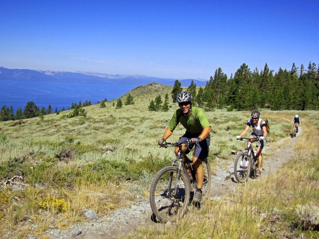South Lake Tahoe Mountain Bike Rental