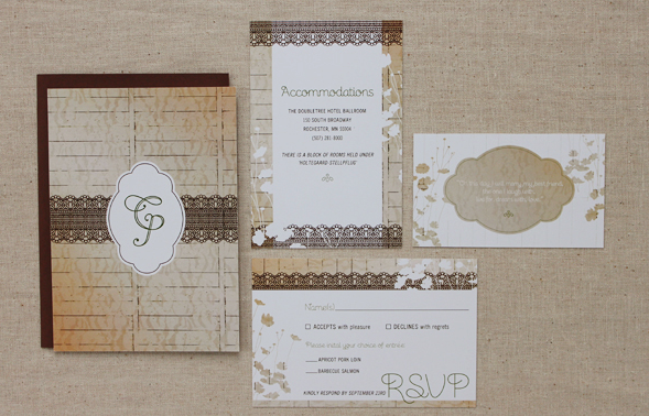 pretty invitation design.  http://kellyhicksdesign.com/