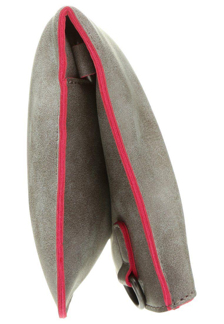 Stylische Tasche im angesagten Foldover-Design! Fritzi aus Preußen RONJA - Clutch - star pink für 49,95 € (28.03.16) versandkostenfrei bei Zalando bestellen.