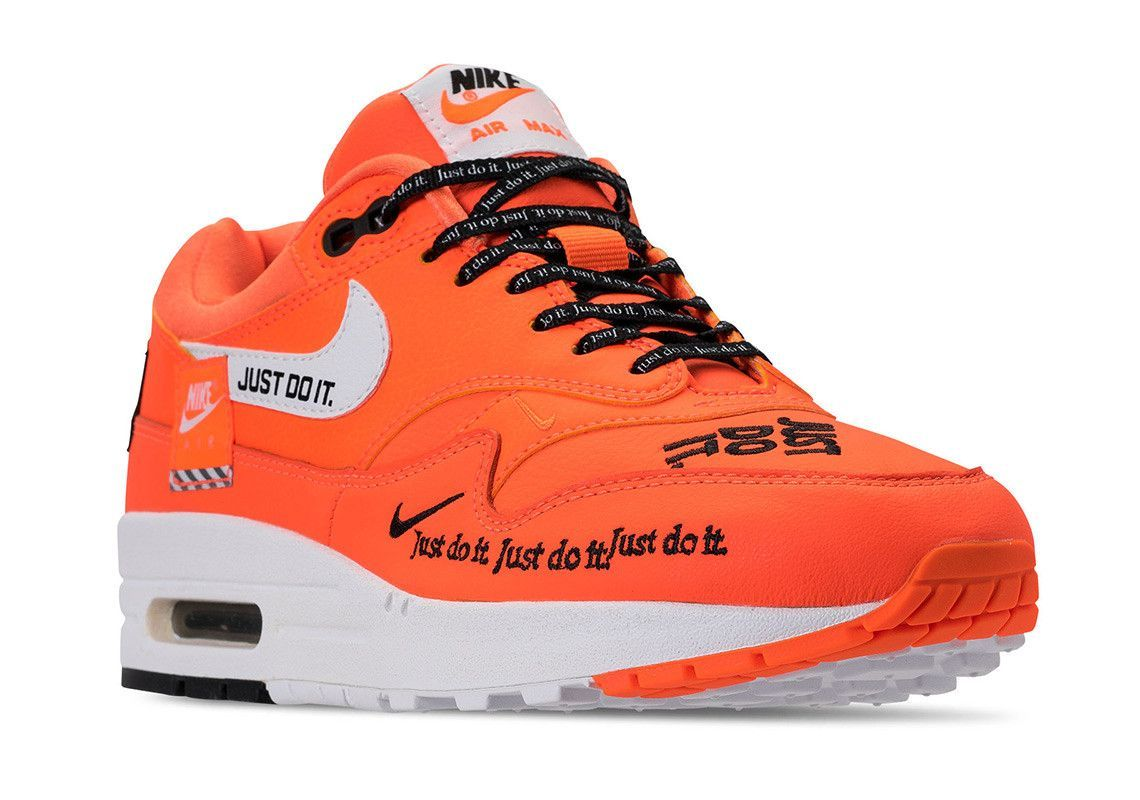 """Nike's Air Max 1 """"Just Do It"""" Pack Releases On June 28th"""