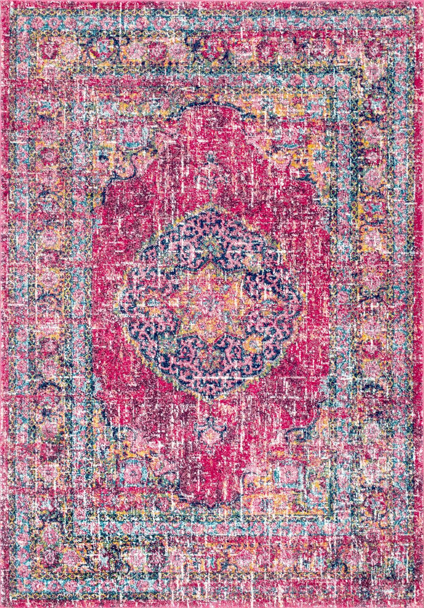 Pretty And Pink This Is Rugs Usa S Bosphorus Birgen