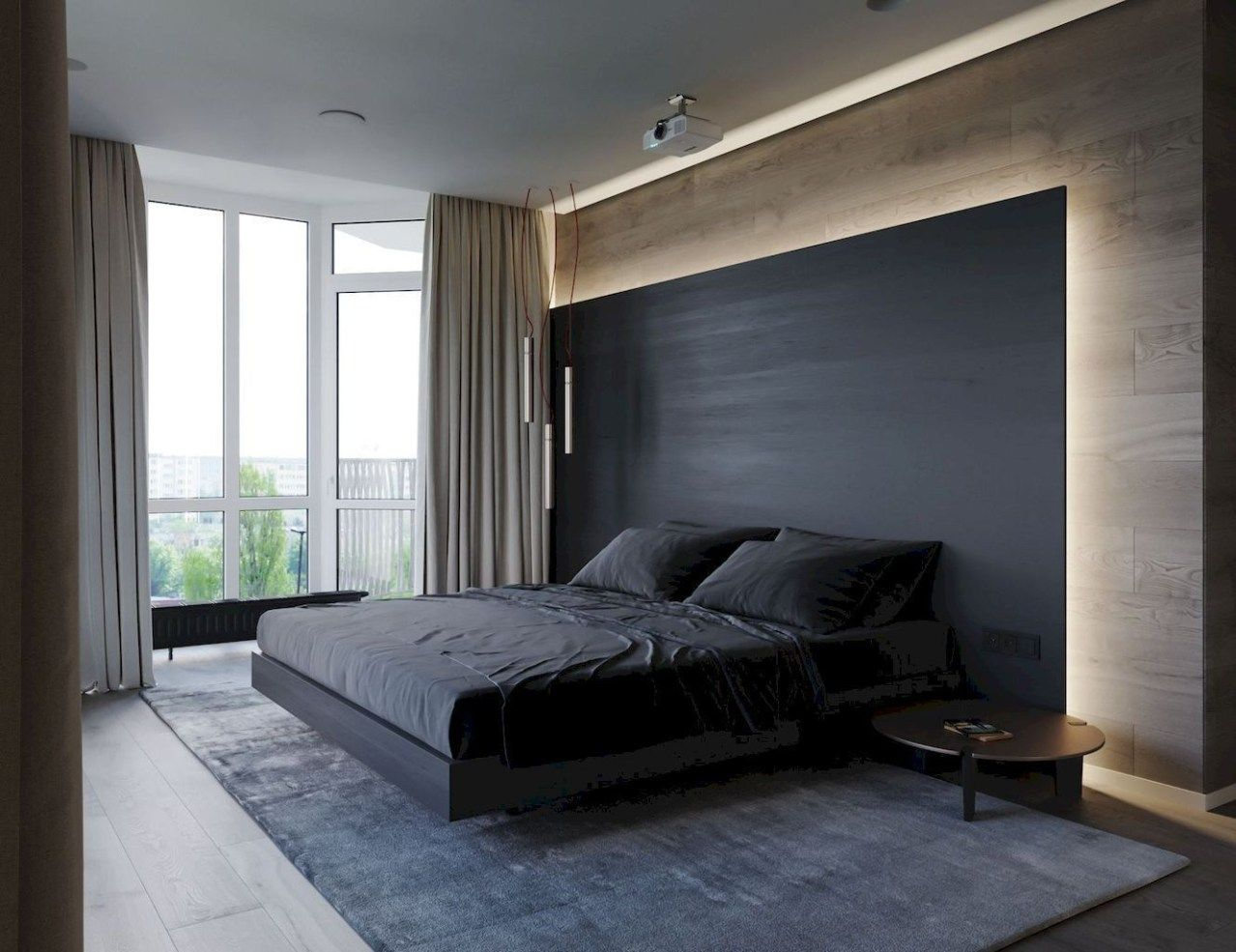 5 The Best Modern Bedroom Designs That Trend in This Year