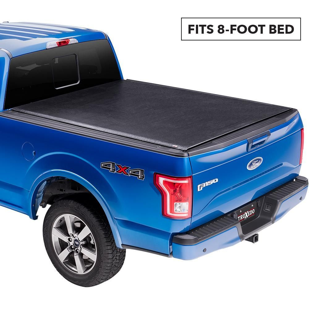 Truxedo Lo Pro Tonneau Cover 15 19 Ford F150 8 Ft Bed Blacks In 2020 Tonneau Cover Ford F150 Truck Bed Covers
