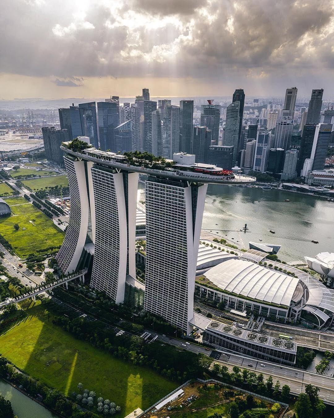 Singapore Fotos Paisajes Ciudades