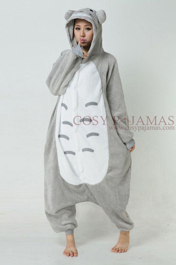 NEW  Adult Unisex Animal Costume Pony  Pajama Sleepwear Ladybug