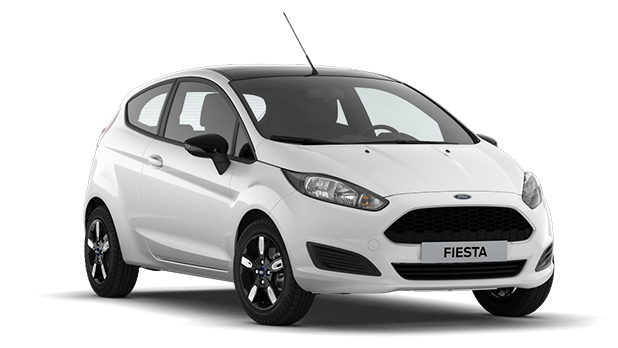 White Black Edition Ford Fiesta Ford Autos Ford