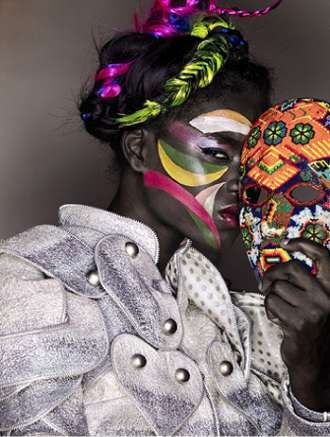 zula- african fashion editorial