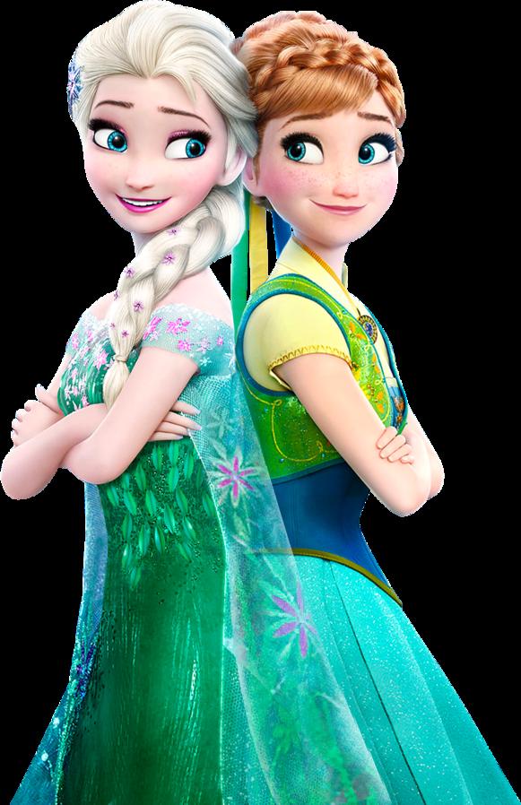Anna E Elsa Frozen Fever 01 Png 581 898 Anna Disney Disney Princess Frozen Anna Frozen