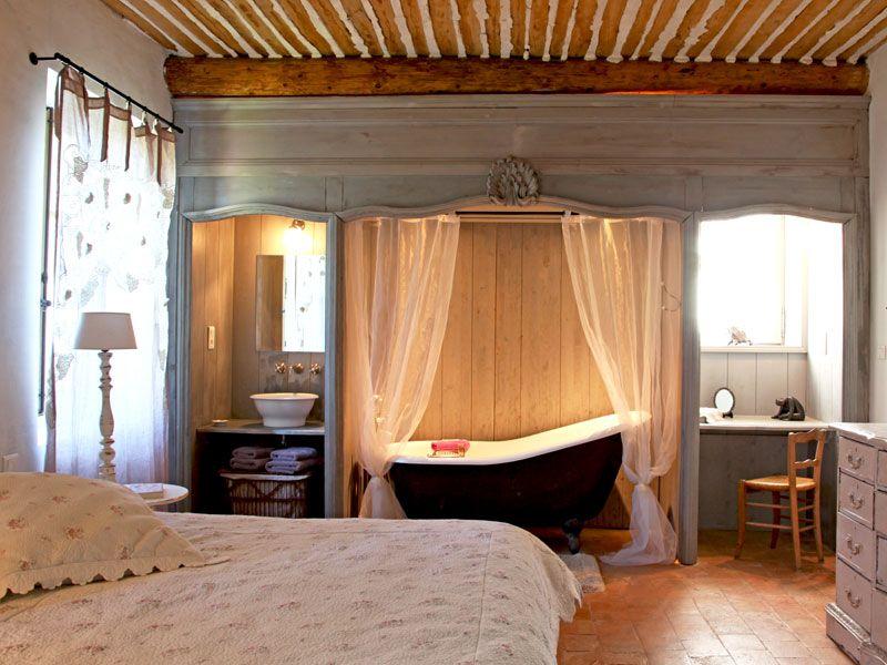 salle de bain ancienne photos tutti i colori della provenza shabby chic mania by grazia - Photo Salle De Bain Ancienne