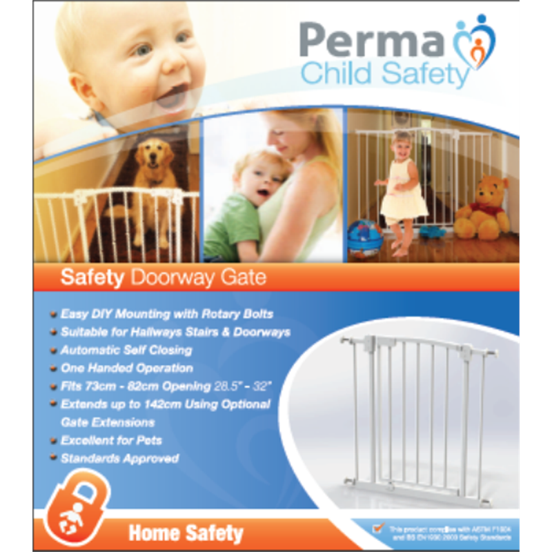 Perma 7382cm Child Safety Gate Ideas for the House
