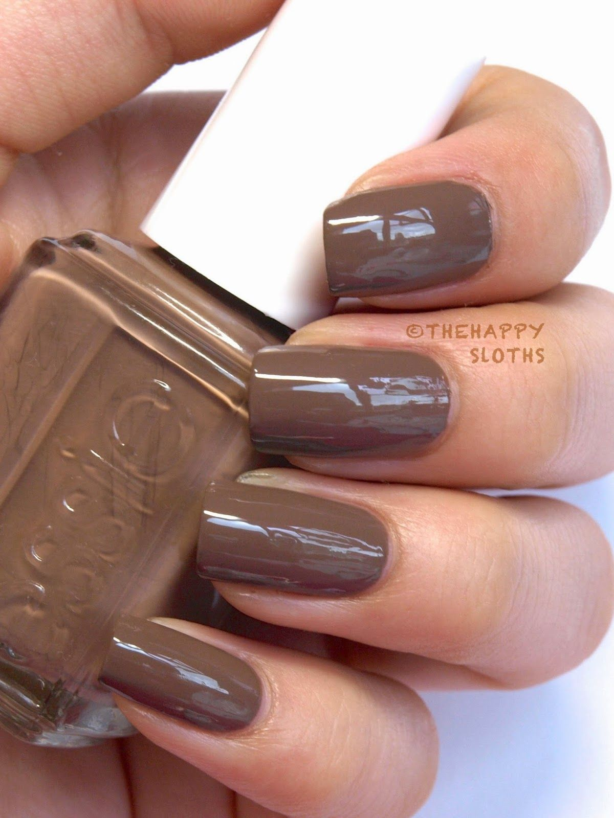 The Happy Sloths: Essie Summer 2014 Nail Polish Collection: Review ...