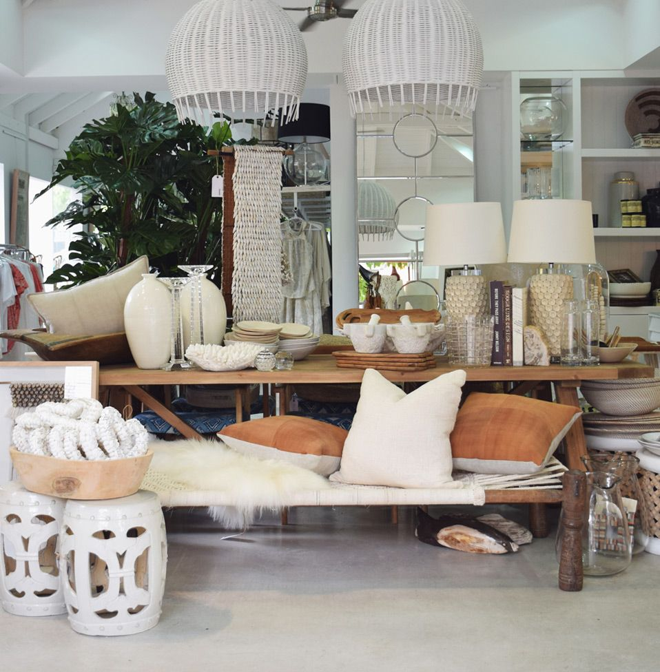 St Barts Luxe Bohemian Homewares