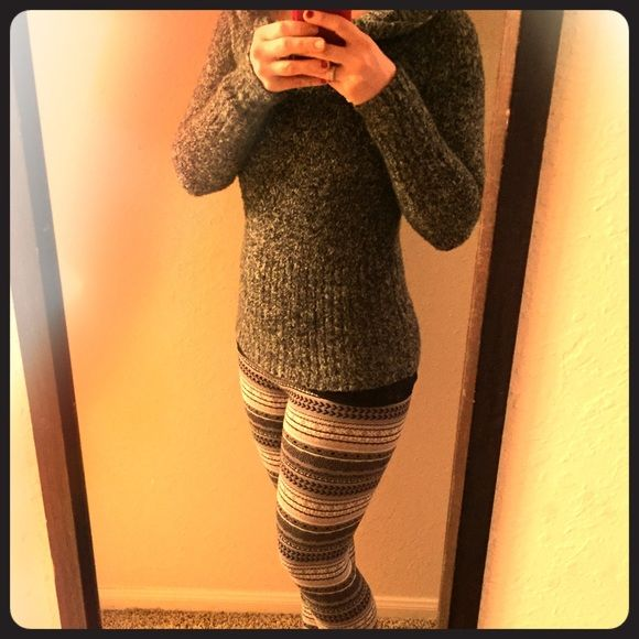 Fall sweater Perfect for fall. Leggings ready sold. Just the sweater. Tops Sweatshirts & Hoodies