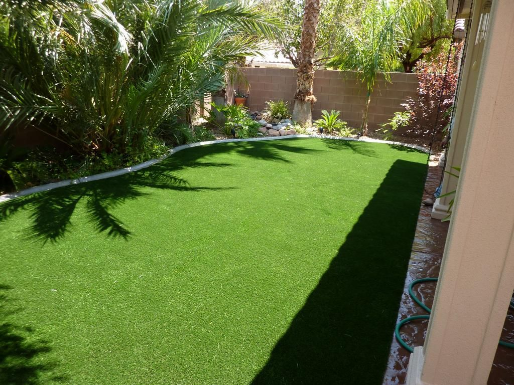 Ordinaire Landscaping Ideas Las Vegas Backyards | ... Photo Gallery For Desert  Greenscapes Water Wise Grass And Landscaping