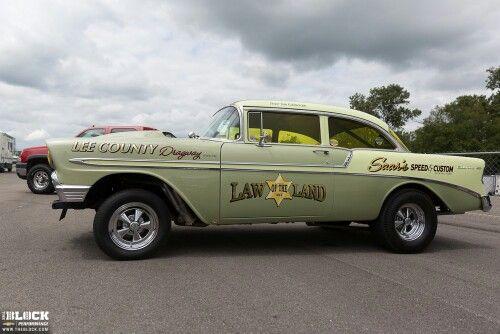 Tom Kohlmorgans 56 Chevy Law Of The Land Cars Movie Chevy Dream Cars