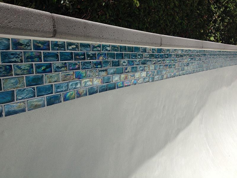 Image result for waterline pool tile ideas | Schwimmbad ...