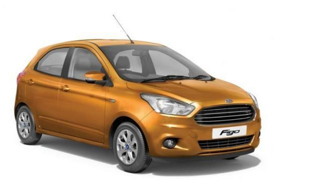 Ford Figo Car Model New Cars Hatchback Cars