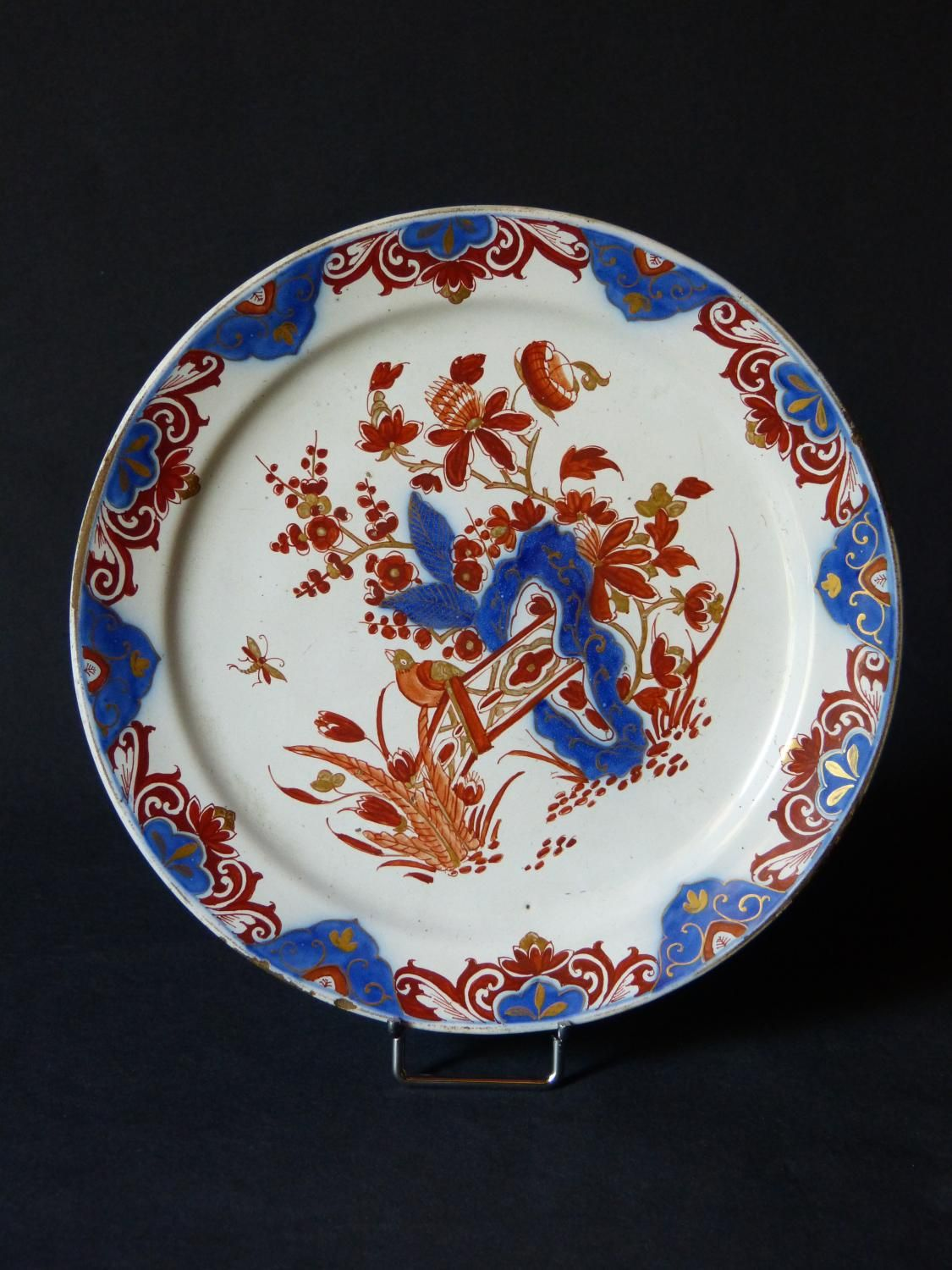 Antique For Delft Plate Imari Style Tableware Dishware & Antique Delft Plates | Best 2000+ Antique decor ideas