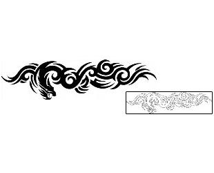Photo of Spezifische Körperteile Tattoo | CIF-00016 – Tribal Dragon Tattoos CIF-00016 Erstellen …