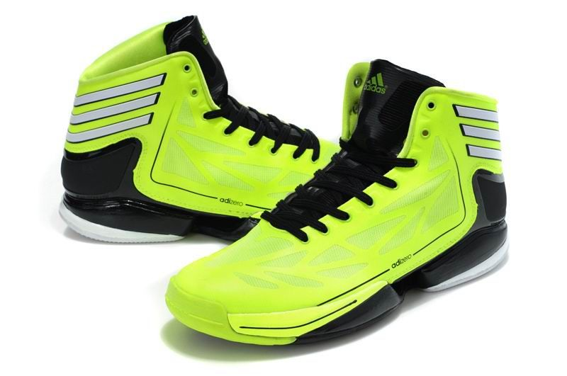 pretty nice c8c7f 235b4 Adidas Adizero Crazy Light 2 Baylor Bears Electricity Green Black