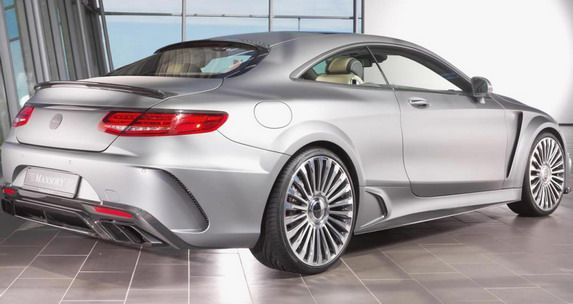 Mansory Mercedes S63 Amg Coupe Mercedes S63 Coupe Mercedes Benz