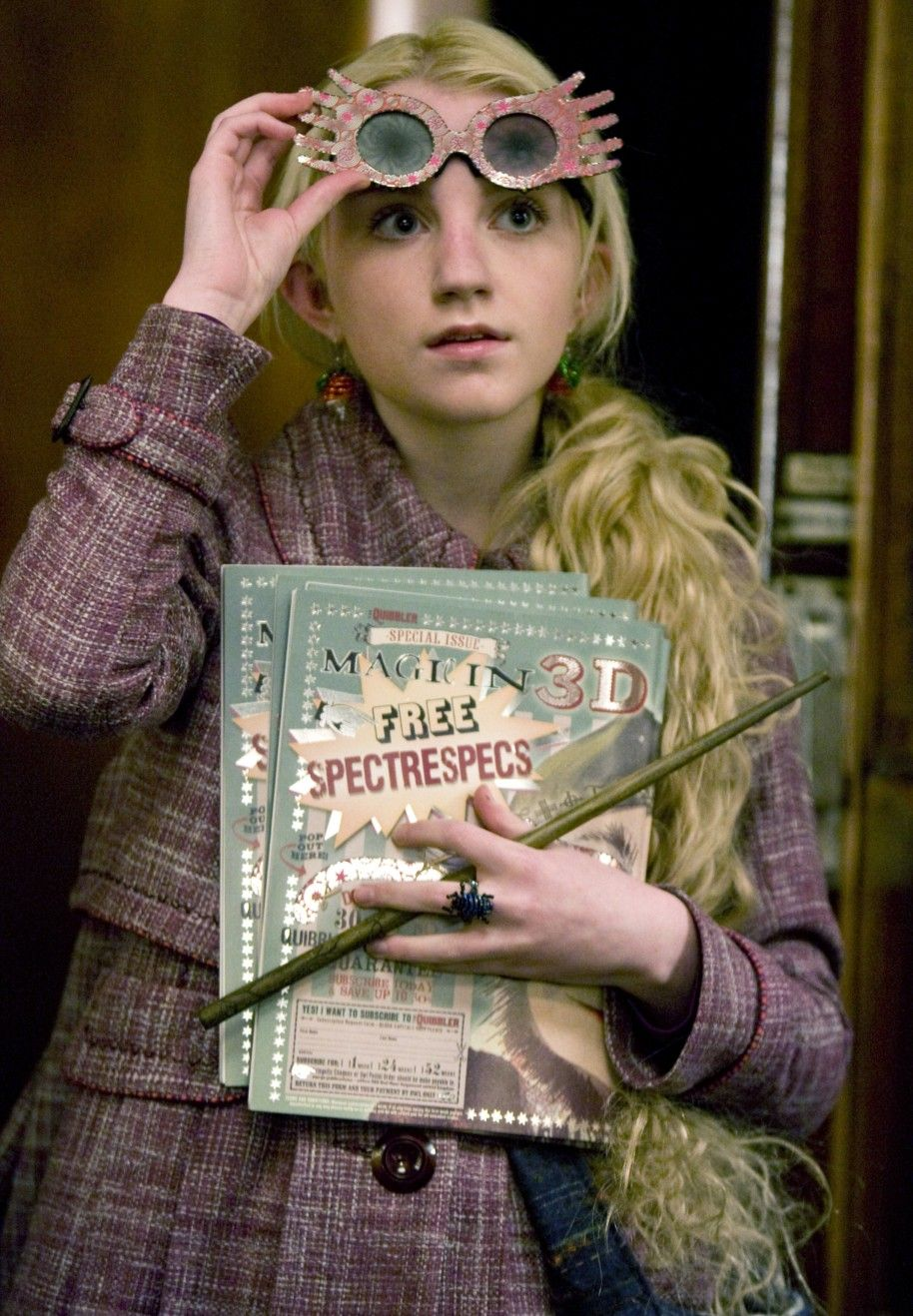 Pin By Kadi Alkhazraji On Luna In 2020 Harry Potter Female Characters Female Harry Potter Harry Potter Pictures
