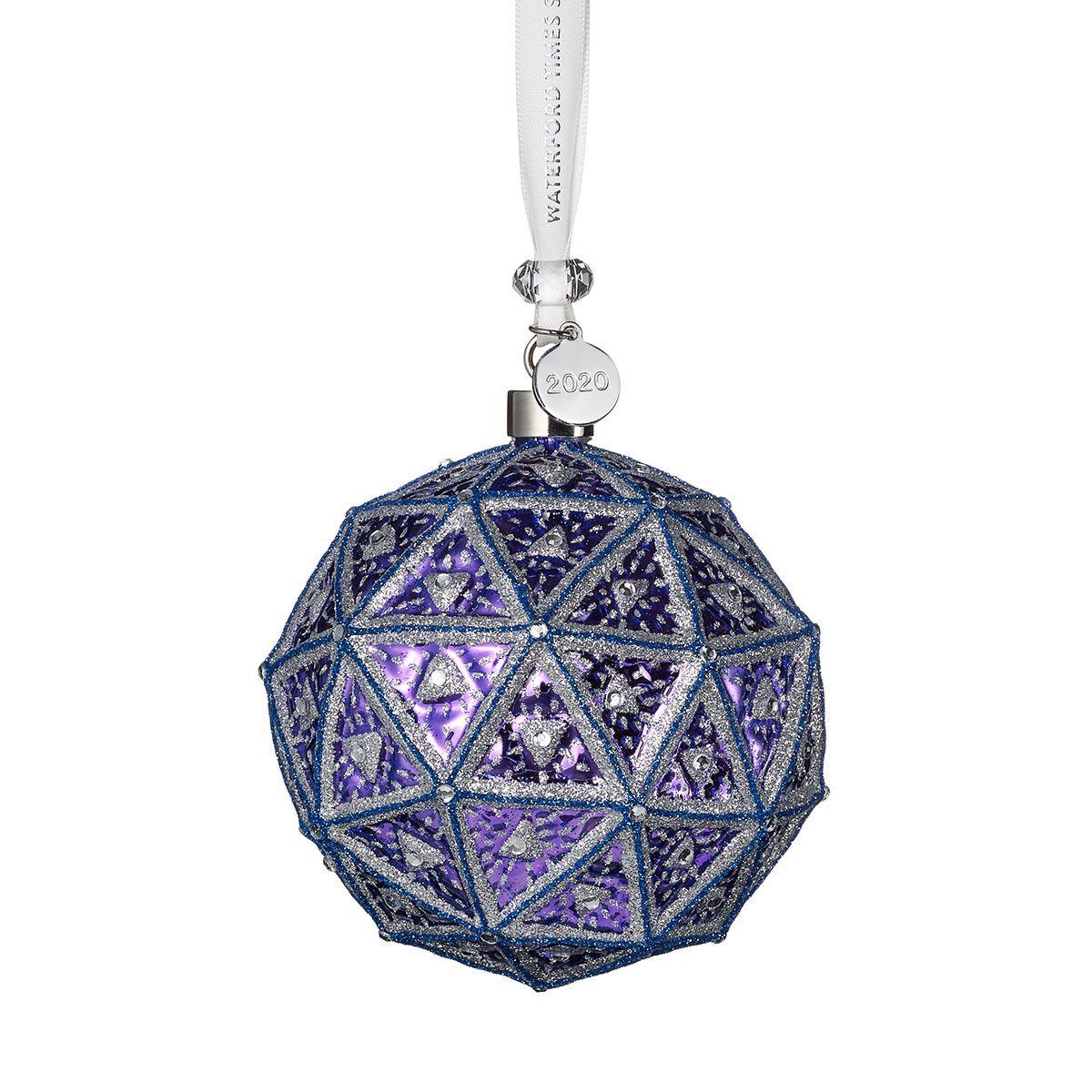 2020 Times Square Small Replica Ball Ornament How to