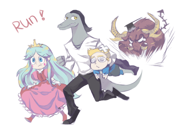 Star Vs The Forces Evil