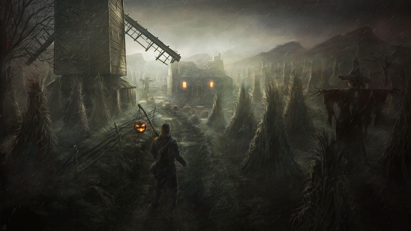 Jack O'Lantern by *RadoJavor on deviantART