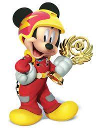 Dibujos Para Colorear De Mickey Mouse Aventuras Sobre Ruedas