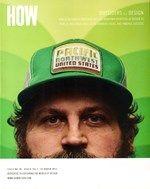 HOW Design Magazine | 6/2015 Cover