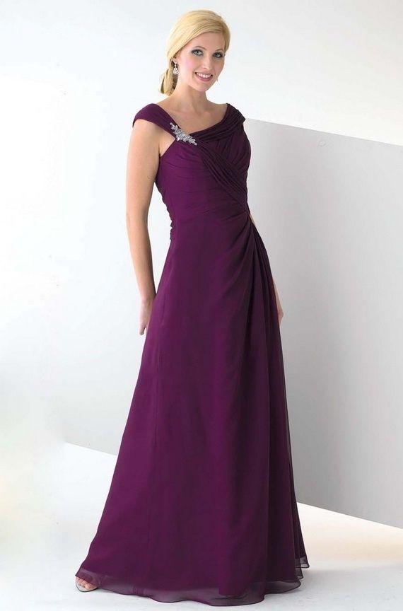 purple #bridesmaid #dress | Tracy\'s maid-of-honour dress | Pinterest ...