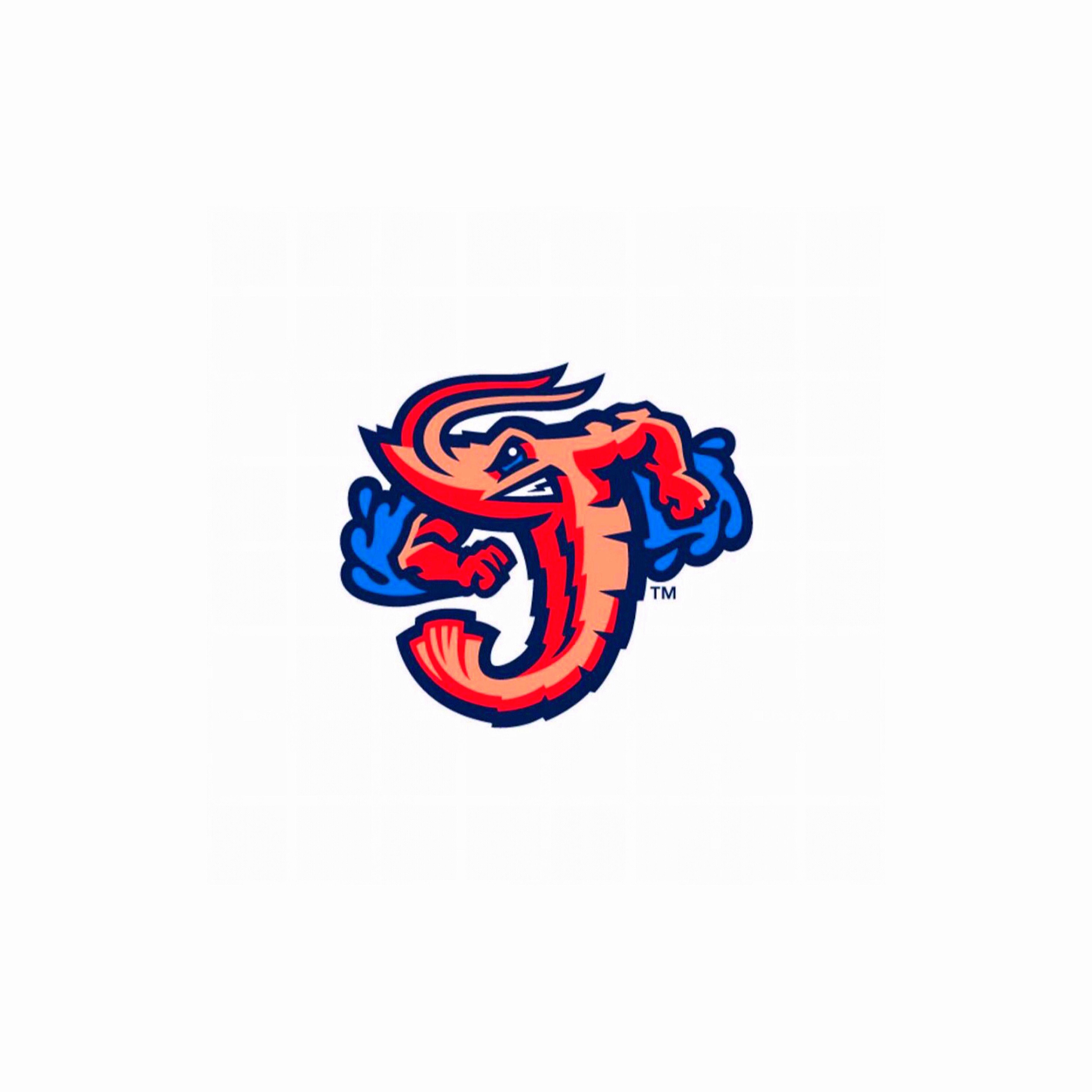Jacksonville Jumbo Shrimp iPhone wallpaper Sports logo