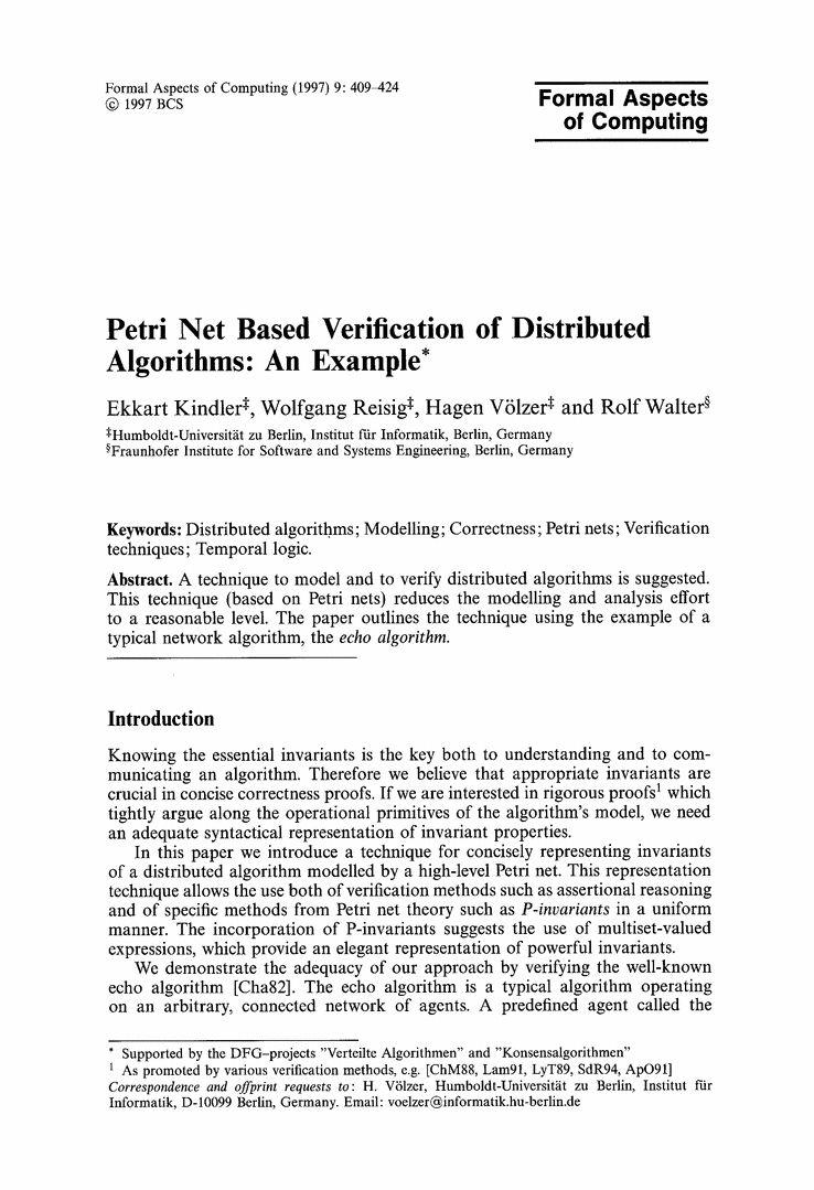 0f5a105096bebb2b09c9ed957d7efc3e - Petri Nets Properties Analysis And Applications